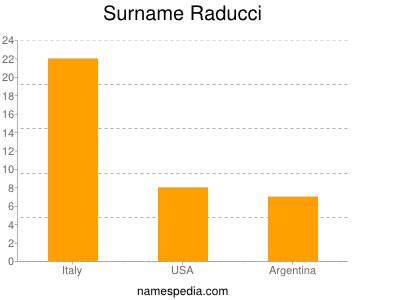 Surname Raducci