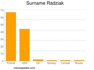 Surname Radziak