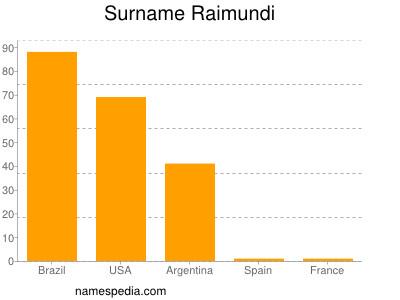 Surname Raimundi