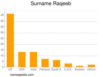 Surname Raqeeb