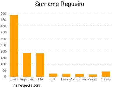 Surname Regueiro