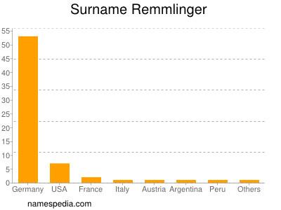 Surname Remmlinger