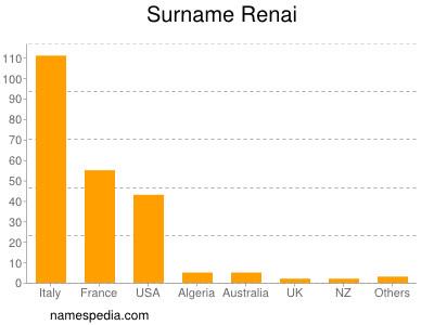 Surname Renai