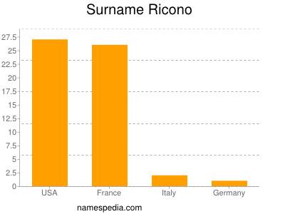 Surname Ricono
