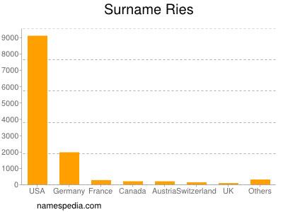 Surname Ries