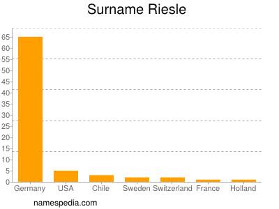 Surname Riesle