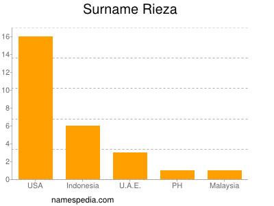 Surname Rieza