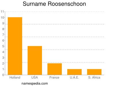 Surname Roosenschoon