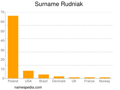 Surname Rudniak