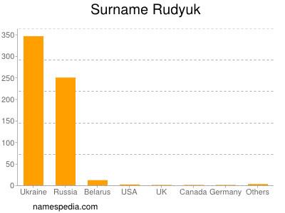 Surname Rudyuk