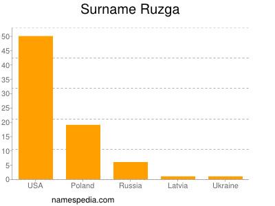 Surname Ruzga