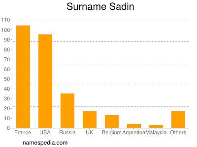 Surname Sadin