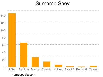 Surname Saey