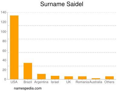 Surname Saidel