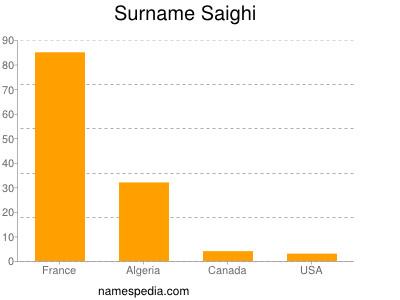 Surname Saighi