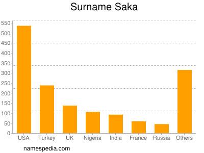 Surname Saka