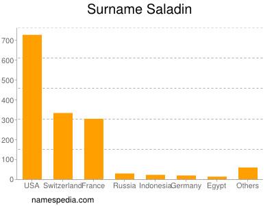 Surname Saladin