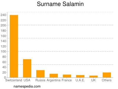 Surname Salamin