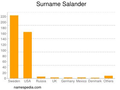 Surname Salander