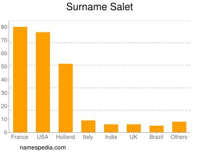 Surname Salet
