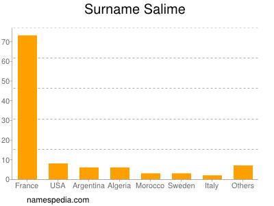 Surname Salime