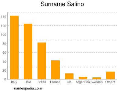 Surname Salino