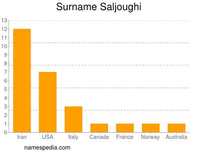 Surname Saljoughi