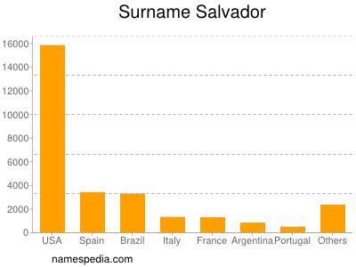 Surname Salvador