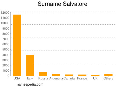 Surname Salvatore