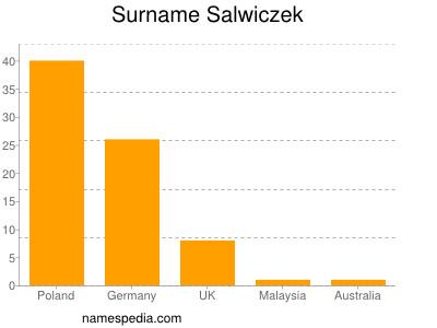 Surname Salwiczek