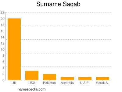 Surname Saqab