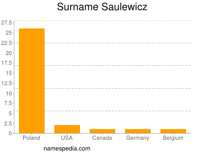 Surname Saulewicz