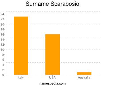 Surname Scarabosio