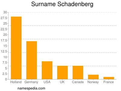 Surname Schadenberg