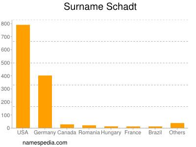 Surname Schadt