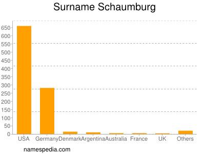 Surname Schaumburg