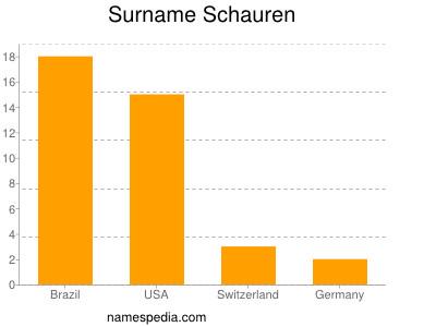 Surname Schauren