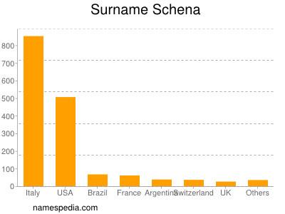 Surname Schena