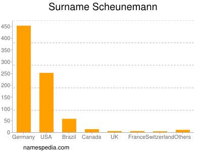 Surname Scheunemann