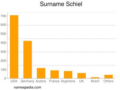 Surname Schiel