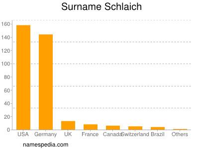 Surname Schlaich