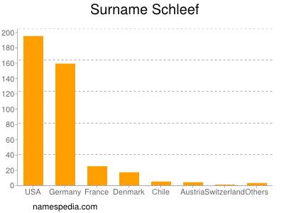 Surname Schleef