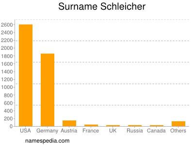 Surname Schleicher