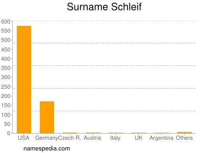 Surname Schleif