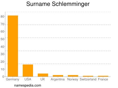 Surname Schlemminger