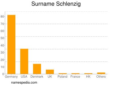 Surname Schlenzig