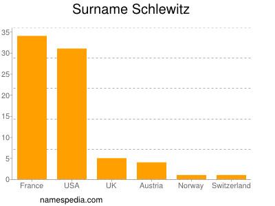 Surname Schlewitz