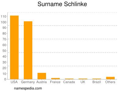 Surname Schlinke