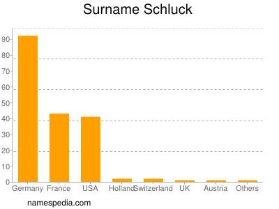 Surname Schluck