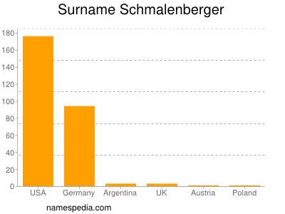 Surname Schmalenberger